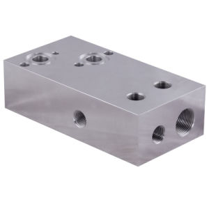 Customized Aluminium Extrusion for Warning/Security Products pictures & photos