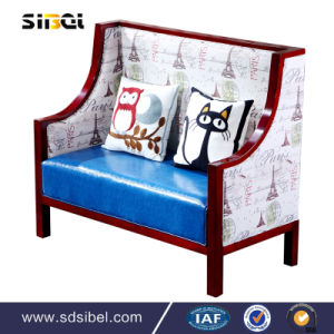 Cafe Sofa / Restaurant Sofa for Sale Hds1381 pictures & photos