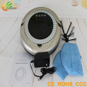 Home Vacuum Cleaner Pratice Automatic Sweeper for House Cleaning 2200mAh pictures & photos