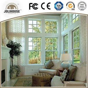 Factory Customized Low Cost UPVC Window pictures & photos