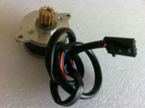 0.9 Degree Size 36mm Flat Type Stepper Motor pictures & photos