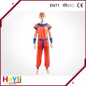 Men Samurai Warrior Cosplay Costumes for Party pictures & photos