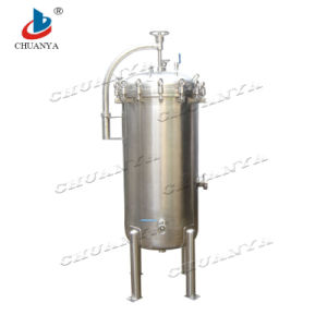 Stainless Steel Polished Three-Stage Folding Filter pictures & photos
