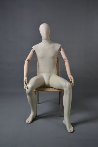 Fat Male Fiberglass Mannequin pictures & photos