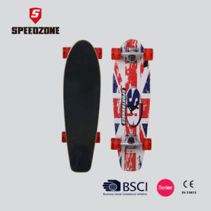 "27"" Speedzone Super Cruiser Board Top Skateboard pictures & photos"