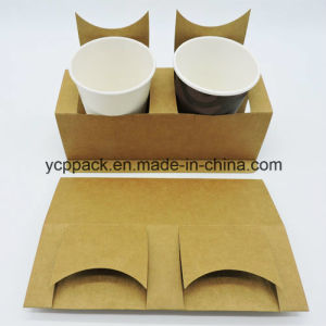 Disposable Paper Cup Holder pictures & photos