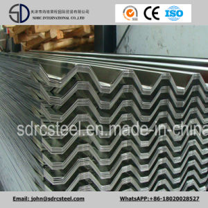 Corrugated Galvanized Steel Sheet for Roofing pictures & photos
