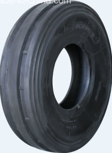 Tractor Front Wheel 7.50-16 F2(3RIB) Agricultural Tyre pictures & photos