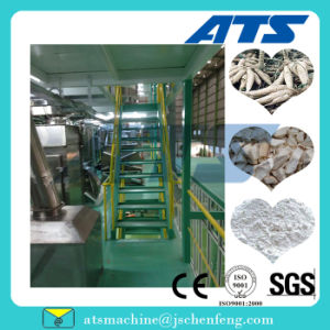 Stainless Steel Breakfast Cereals Snacks Producing Plant From Cassava pictures & photos