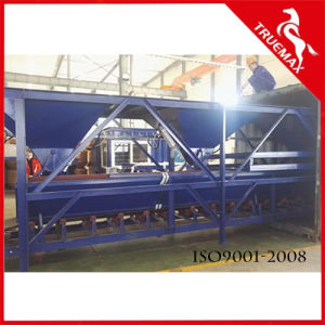 Professional Manufacturer High Efficiency 25/35m3/H Wet Mix Fixed Stationary Concrete Batching Plant pictures & photos