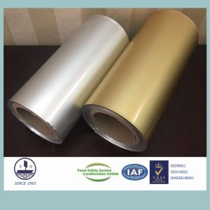 Cold-Stamping Molding Aluminum Foil for Packaging Tablets (Alloy 8021) pictures & photos