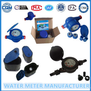 ABS and Nylon Plastic Water Flowmeter pictures & photos