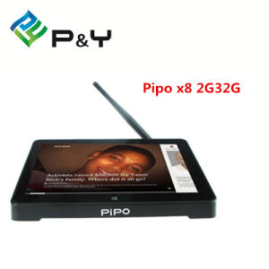 Pipo X8 Home Used Win + Android Dual Boot Intel Z3736f Pipo Wholesale Online TV Box pictures & photos