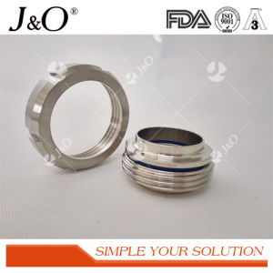 Sanitary Round Nut Sanitary Union Tube Pipe Fittings pictures & photos
