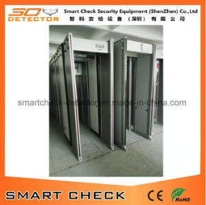 Wholesale 6 Zones Electronic Metal Detector Arched Metal Detector pictures & photos
