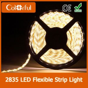 DC12V Waterproof Flexible SMD2835 SMD LED Strip Light pictures & photos