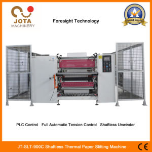 High Precision Thermal Adhesive Paper Slitting Machine ECG Paper Slitting Machine pictures & photos