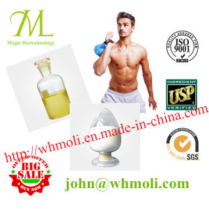 53-39-4 White Crystalline Powder Oxandrolone Anavar for Women Weight Loss pictures & photos