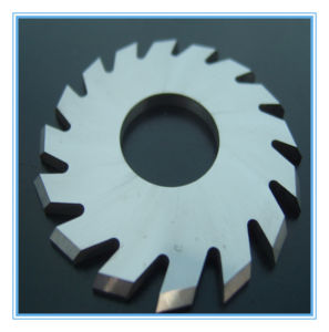 Disc Cutter Tungsten Solid Carbide Saw Blade for Steel pictures & photos