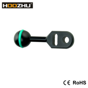 Hoozhu S25 3 Inch Ball Arm Support for Diving Light