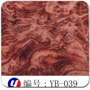 Tsautop 0.5/1m Width Wood Grain Water Transfer Printing Design Hydrographic Film pictures & photos