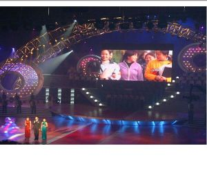 High Resolution P6.25 Full Color Indoor Rental LED Display pictures & photos