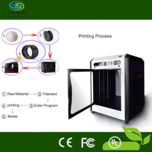 Intelligent Fdm 3D Printer Machine with Terrific Resoolution