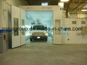 Spray Booth Factory Spray Booth Manufacture Painting Booth pictures & photos