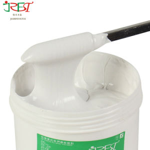 1.5~4.2W/M-K Hot Sale White or Grey Cooling Thermal Compound for LED/PCB pictures & photos