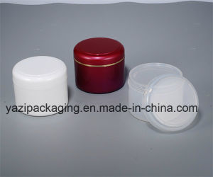 250g Cosmetic Jar Plastic Jar Container pictures & photos