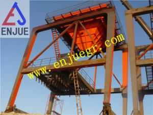 Fixed Type Industry Discharge Port Cement or Powder Hopper pictures & photos