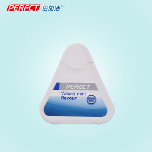 PERFECT Oral Care Triangle Dental Floss pictures & photos