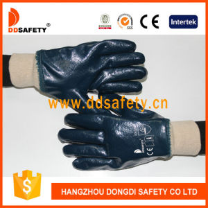 Ddsafety 2017 Cotton or Jersey with Blue Nitrile Glove pictures & photos