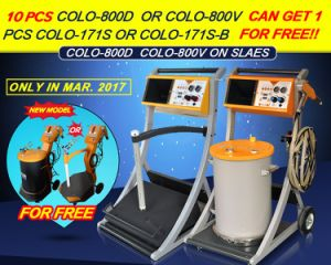Powder Coating Spraying System on Sale (Colo-800D) pictures & photos