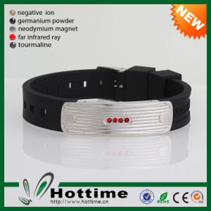 2017 Newest Energy Bracelet with 4in1 Stone for Unisex (CP-JS-NW-015) pictures & photos