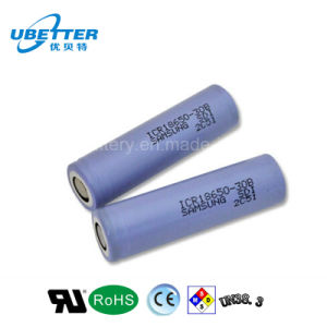 Ce/RoHS/UL 3.7V-14450 Lithium Ion Battery Cell pictures & photos