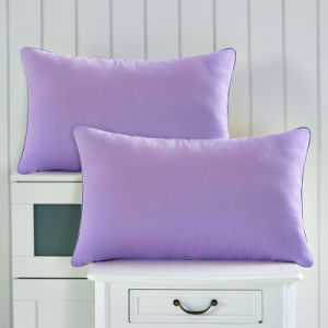 Hot Sale Soft Comfortable Velvet Pillow Microfiber Pillow pictures & photos