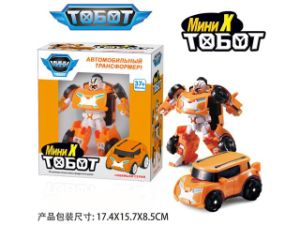 Robot Car Tobot Deformation Car for Kids pictures & photos