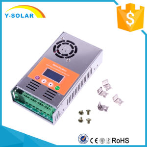 MPPT 60A 12V/24V/36V/48V Solar Chargeing Regulator with Back Light MPPT-60A pictures & photos