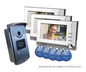 Wired Video Door Phone Doorbell Security System for a Song pictures & photos