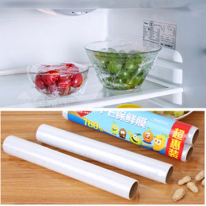 High Quality and Low Price PE Protective Film. Transparent and Safety PE Cling Film pictures & photos