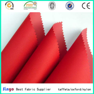 Professional Oxford PVC Fabric Manufacturer with High Quality Standard pictures & photos
