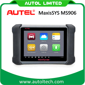 New Original Autel Maxisys Ms906 Automotive Diagnostic and Analysis System Faster Diagnostic Speed Than Autel Maxi Ds708 Diagnostic Tool pictures & photos