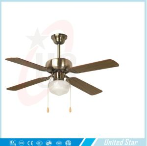 52 Inch Decorative Ceiling Fan pictures & photos