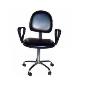 PU Adjustable ESD Antistatic Chair for Cleanroom Use pictures & photos