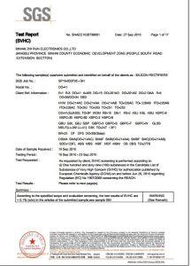 600W P6ke6.8 Thru P6ke440ca Transient Voltage Suppressors Diode Do-15 Package pictures & photos