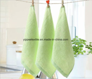 100% Bamboo Baby Burp Cloth, Burp Towel pictures & photos