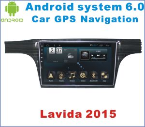 Android System 6.0 Car GPS for Lavida 2015 with Car DVD pictures & photos