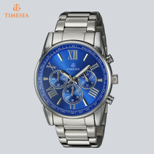 Watch Distributor Fashion Wrist Watch Stainless Steel Waterproof Mens Watch72507 pictures & photos