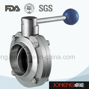 Stainless Steel Sanitary Clamped Small Size Butterfly Valve (JN-BV4004) pictures & photos